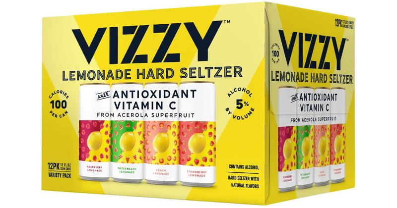 Vizzy lemonade