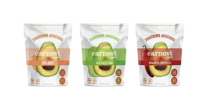 Earnest Eats Snacking Avocado