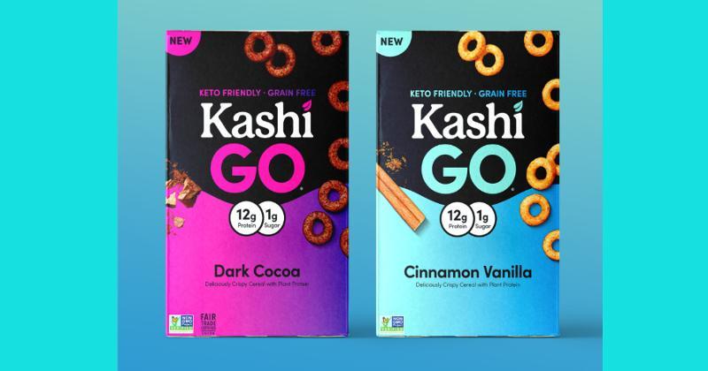 Kashi Go Keto-Friendly Cereal in