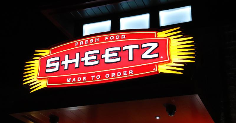 Sheetz uses scan-and-go technology