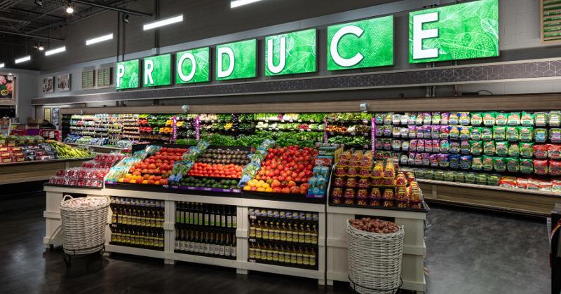 Tops Batavia NY Produce