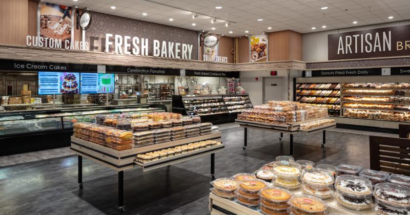 Tops Batavia NY bakery