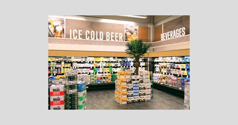 Tops Batavia NY beer