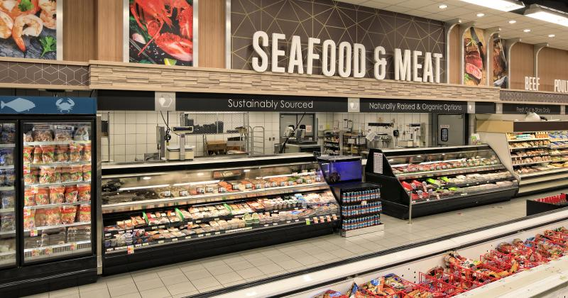 Tops Batavia NY seafood and meat