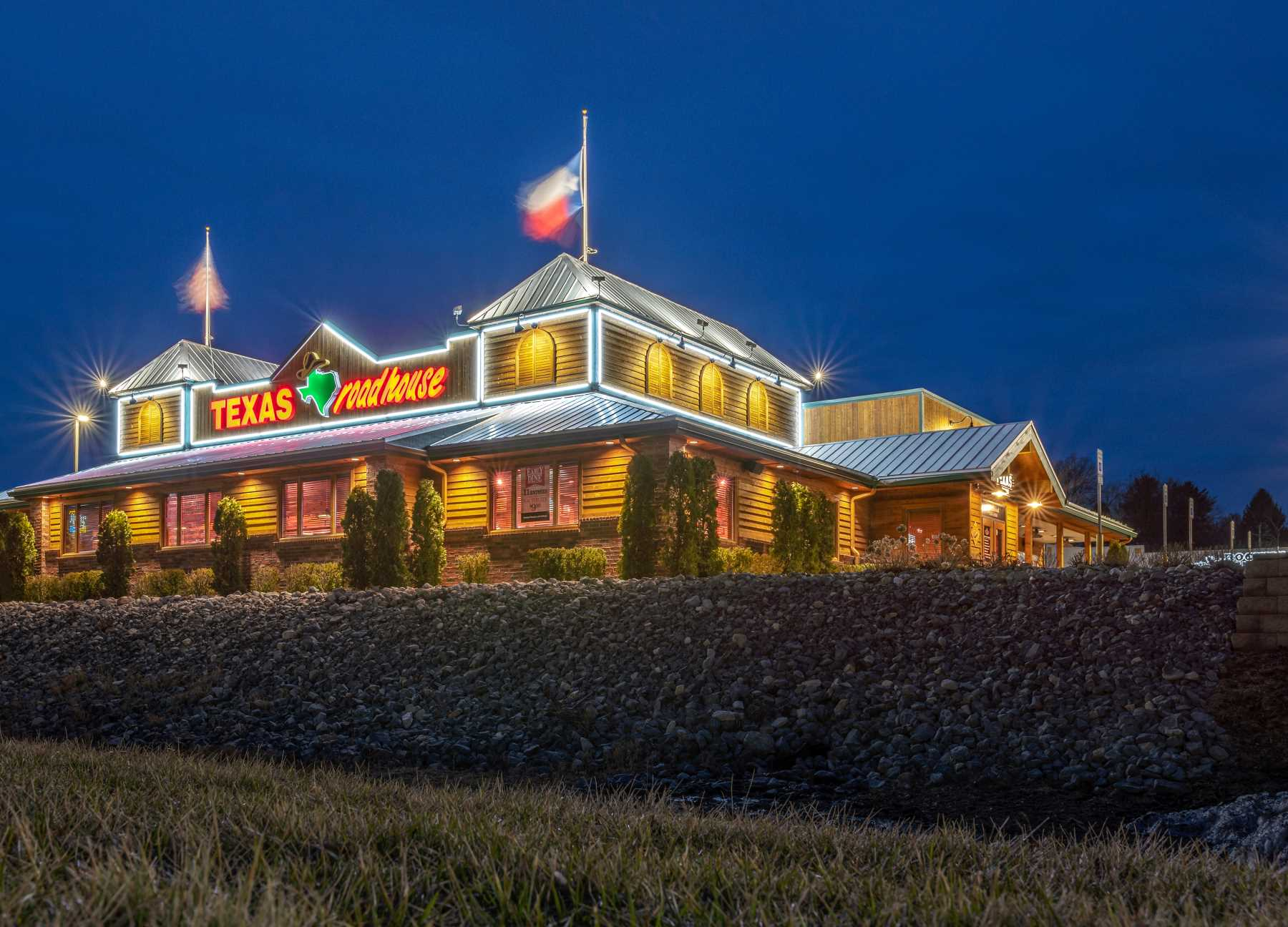 Texas Roadhouse plans to franchise its fast-casual concept Jaggers