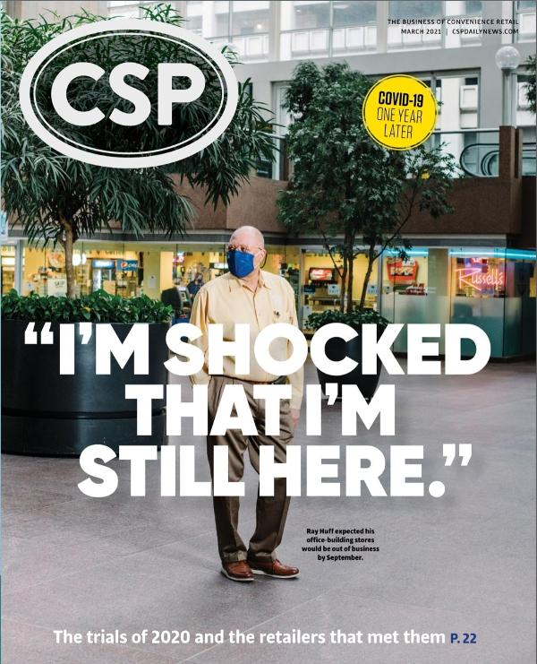 CSP Daily News COVID-19 One Year Later | March 2021 Issue