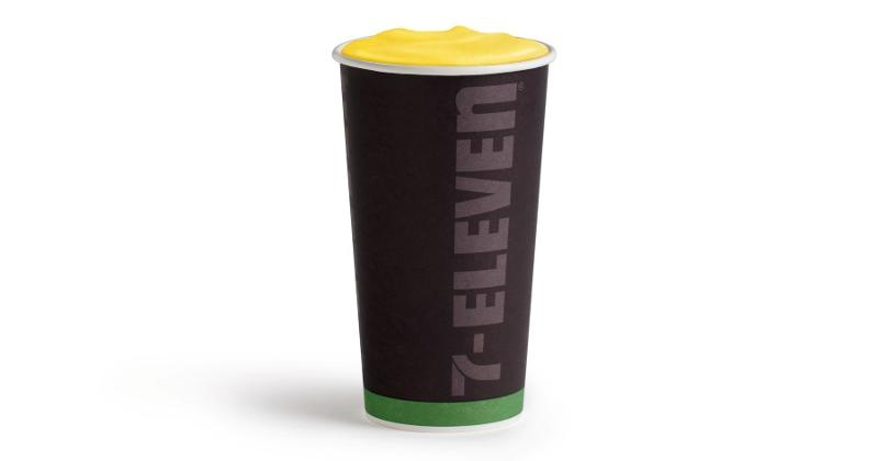 7-Eleven Peeps marshmallow latte flavor
