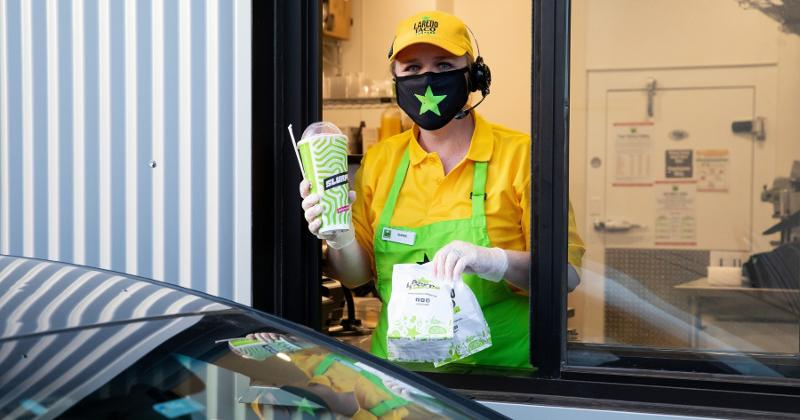 7-Eleven with Laredo Taco Company drive-thru