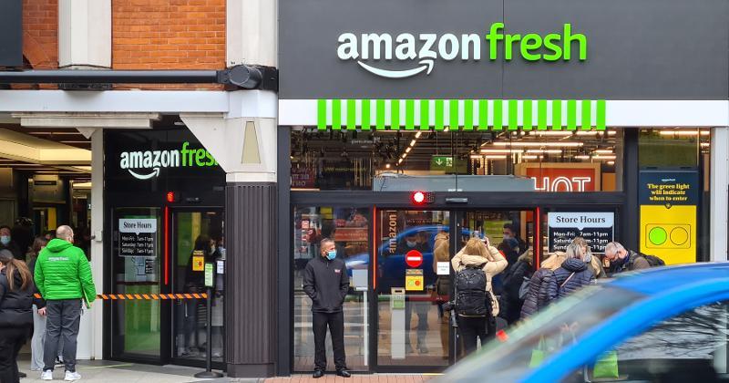 Amazon Fresh West London