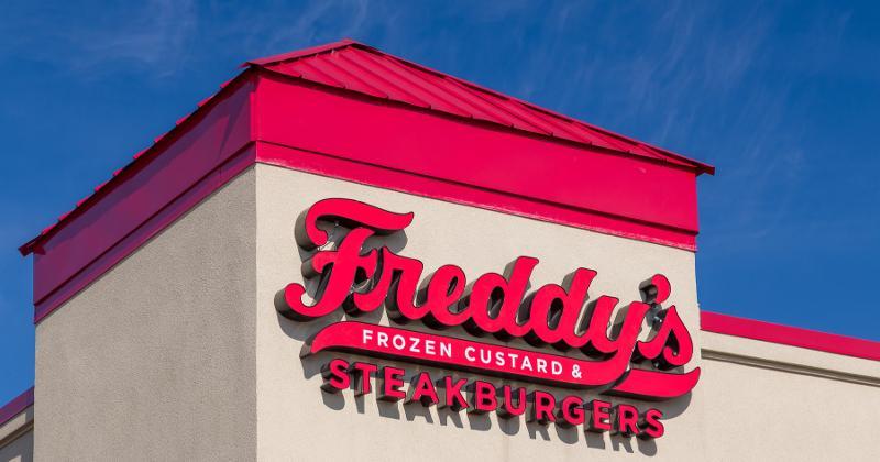 Freddy's Frozen Custard and Steakburgers sold