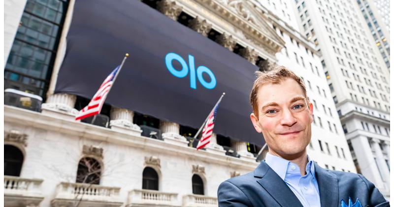 Olo CEO Noah Glass NYSE