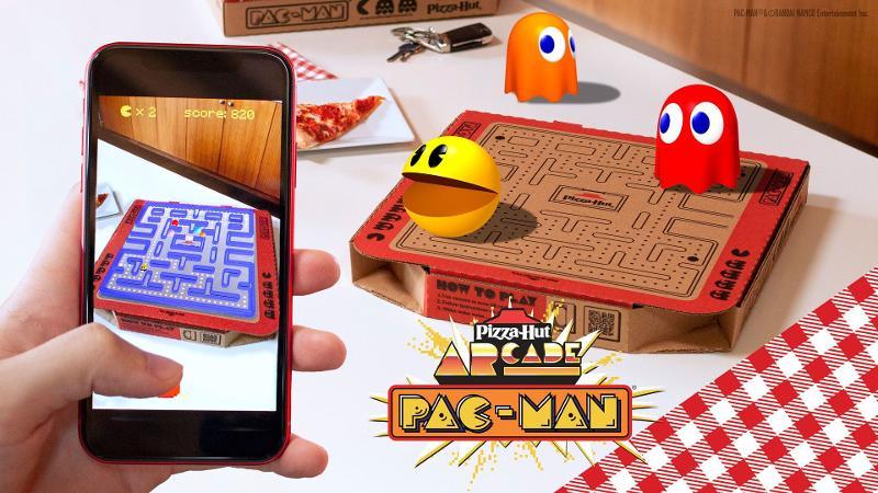 Pizza Hut Pac Man
