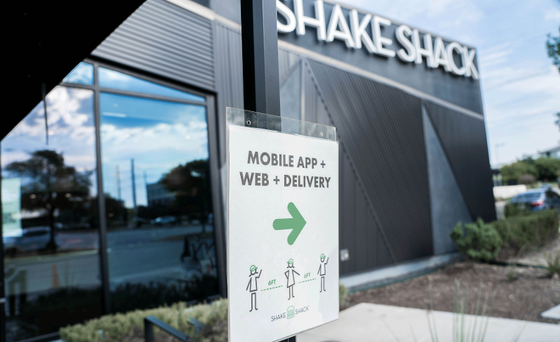 Shake Shack CFO leaves