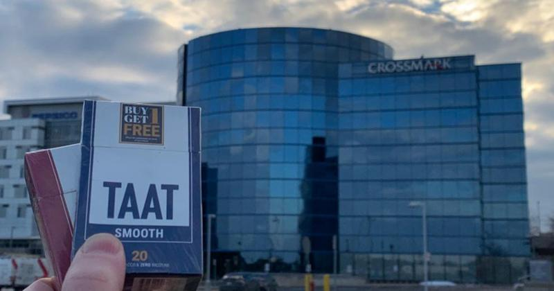TAAT pack and Crossmark building