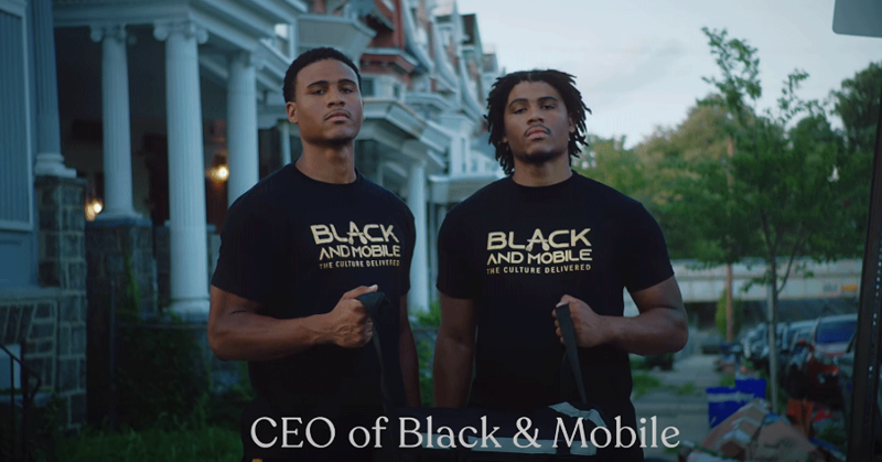 Black and Mobile founders