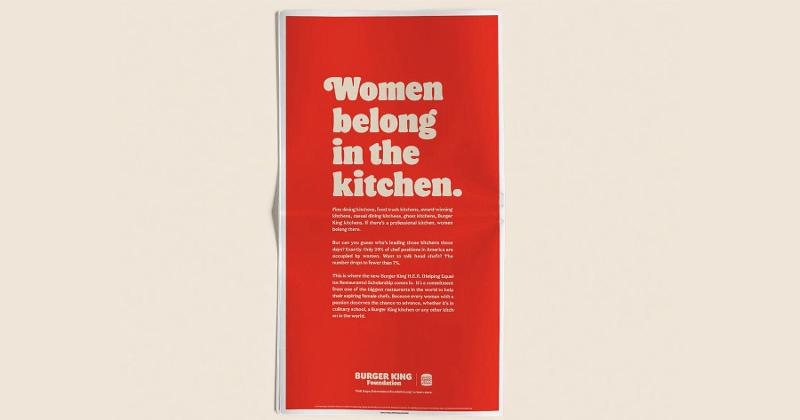 BK Women in the kitchen