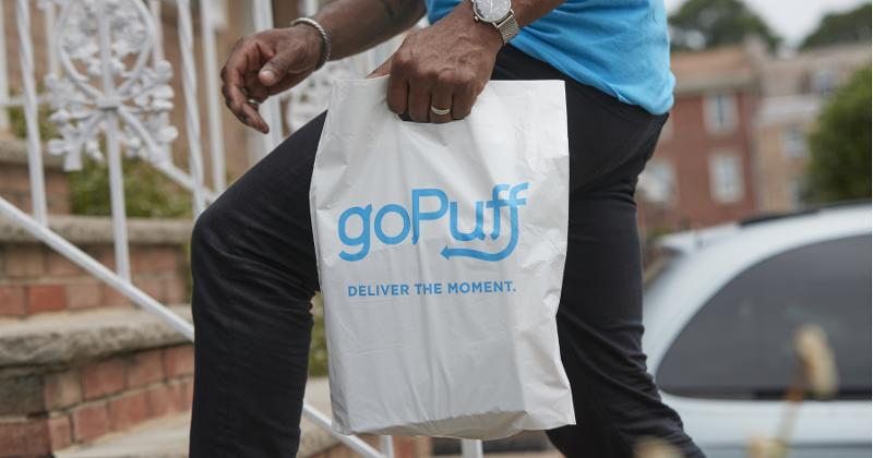 goPuff delivery convenience stores