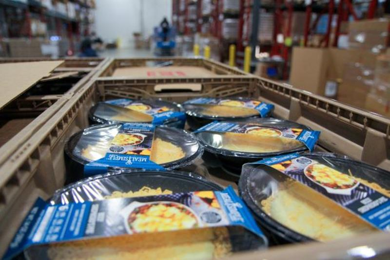 H-E-B food donations