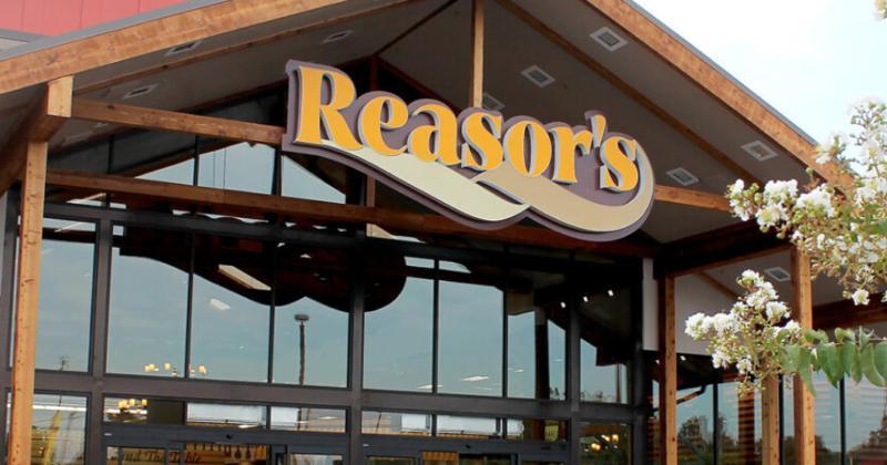 Reasor's Salad Bar
