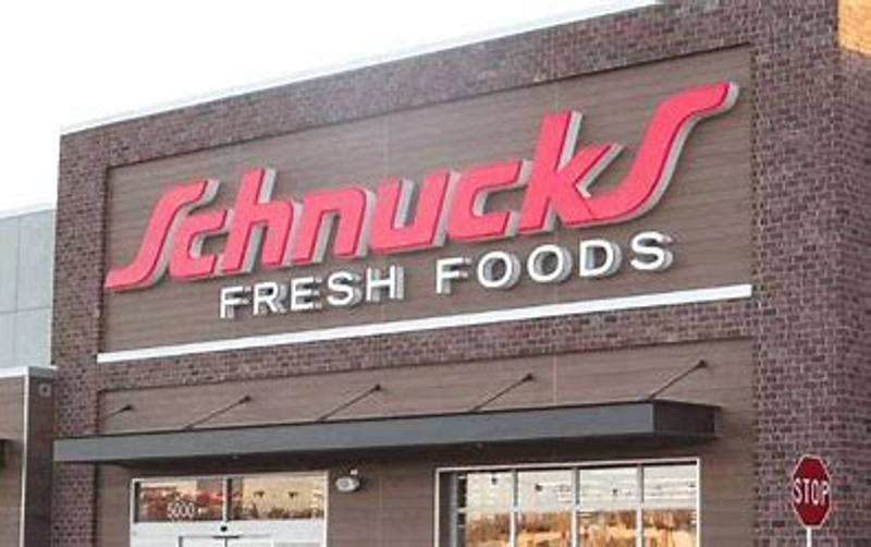 Schnucks store exterior