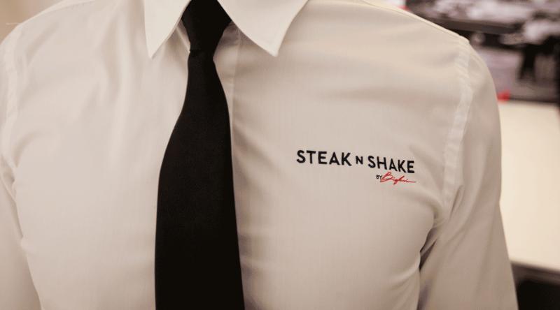 Steak N Shake kiosks