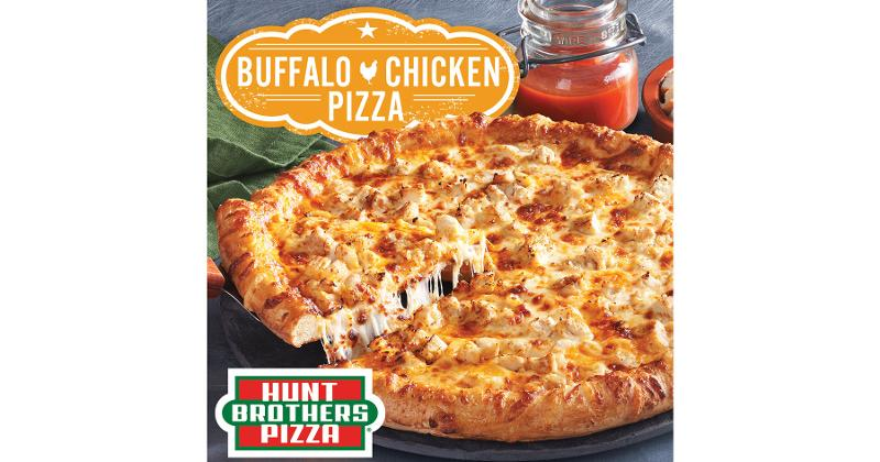 Hunt Brothers Buffalo Chicken Pizza