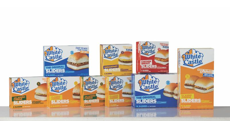 White Castle Packaging Rollout