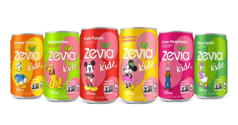 Zevia Kidz