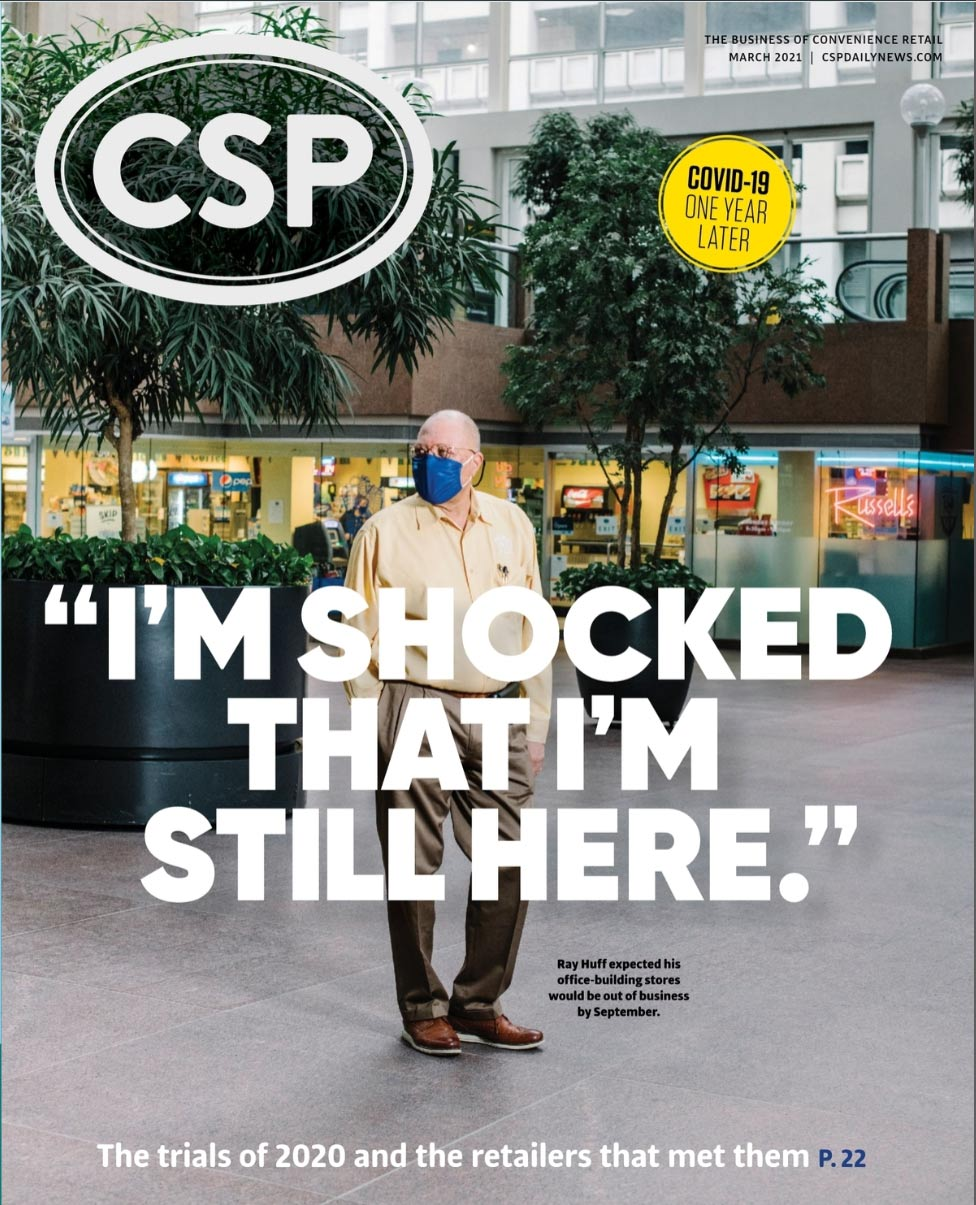 CSP Daily News Magazine COVID-19 One Year Later | March 2021 Issue