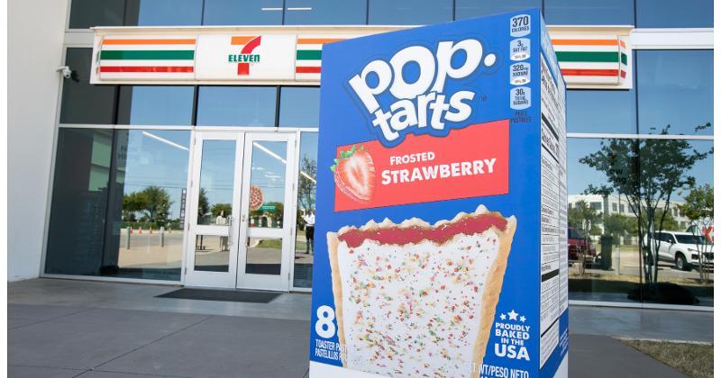 7-Eleven, Kellogg Pop-Tarts world record