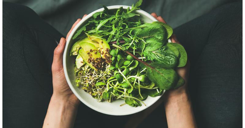 Plant-forward bowl