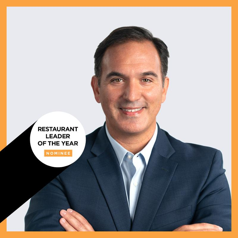 Restaurant Leader of the Year nominee Jose Cil