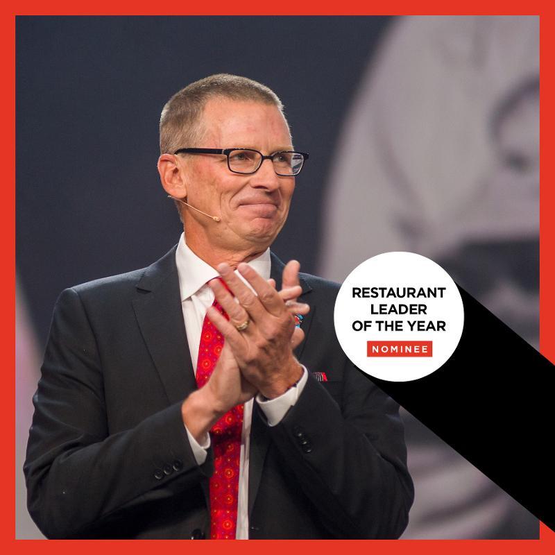 Restaurant Leader of the Year nominee Todd Penegor