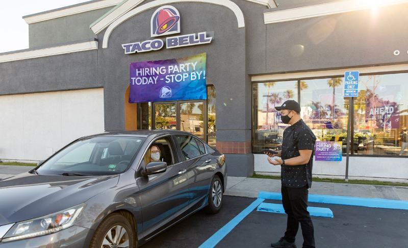 Taco Bell hiring