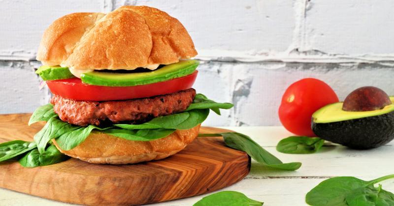 Restaurant sandwich