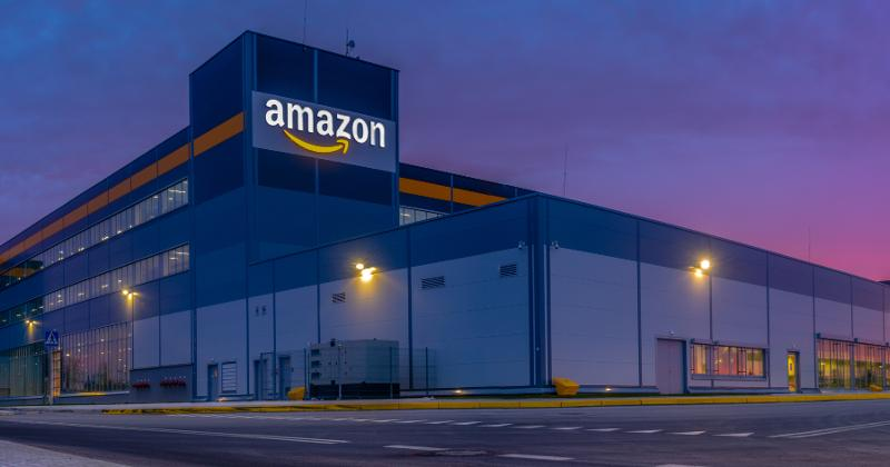 Amazon Bessemer Union Drive