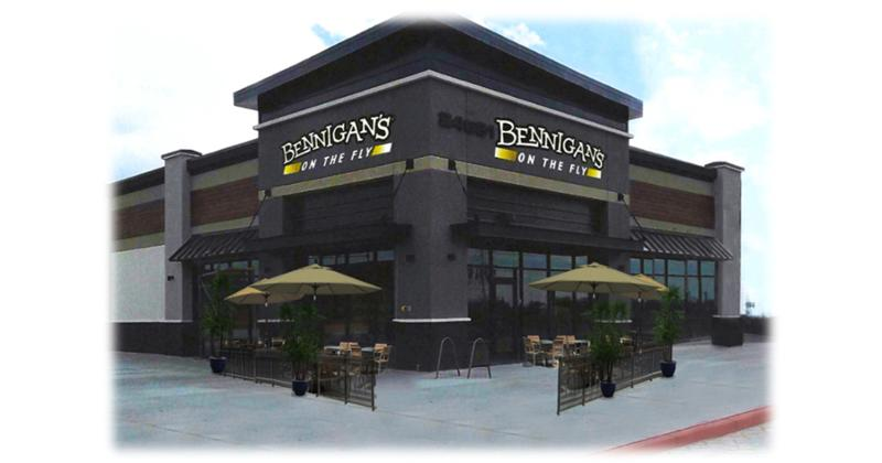 Bennigan's On The Fly exterior