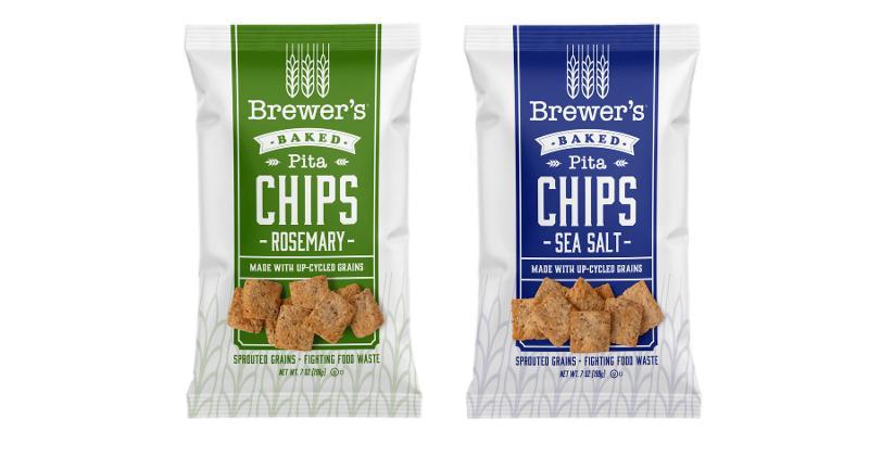 Brewer's Pita Chips