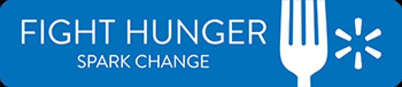 Fight Hunger. Spark Change. logo