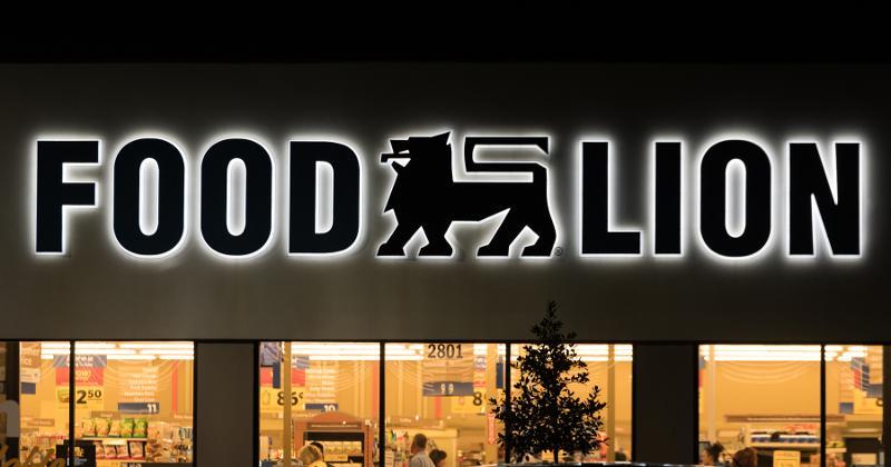 Food Lion exterior