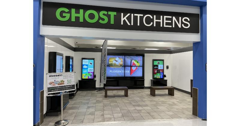 Ghost Kitchen Brands outlet