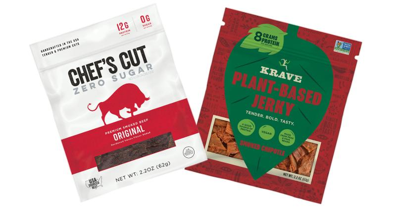 Krave & Chef's Cut jerky