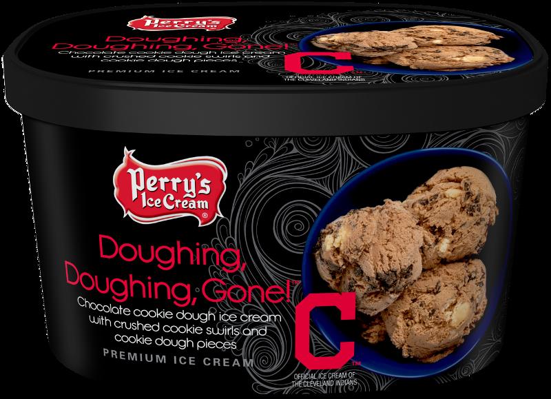 Doughing, Doughing, Gone ice cream