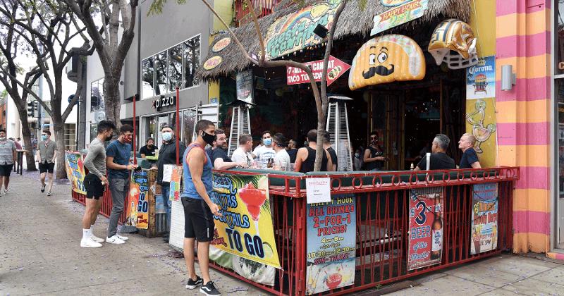 California restaurants opening