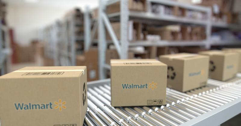 Walmart boxes for shipment