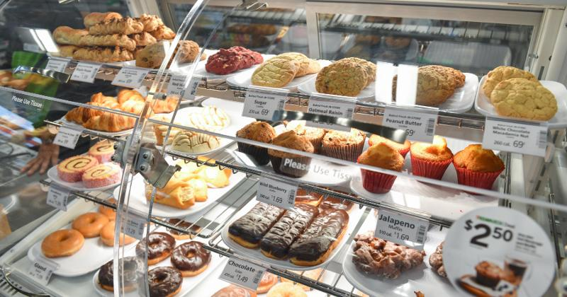 7-Eleven bakery products