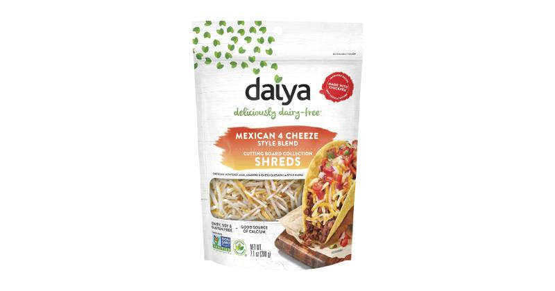 Daiya Mexican 4 Cheeze Style Blend