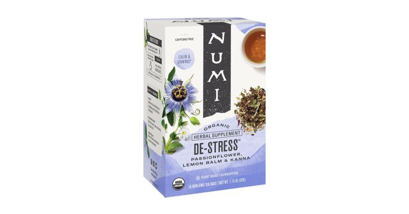Numi Organic Tea Stay Healthy