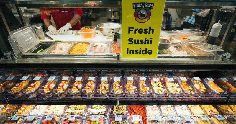 Sushi Bee's Marketplace