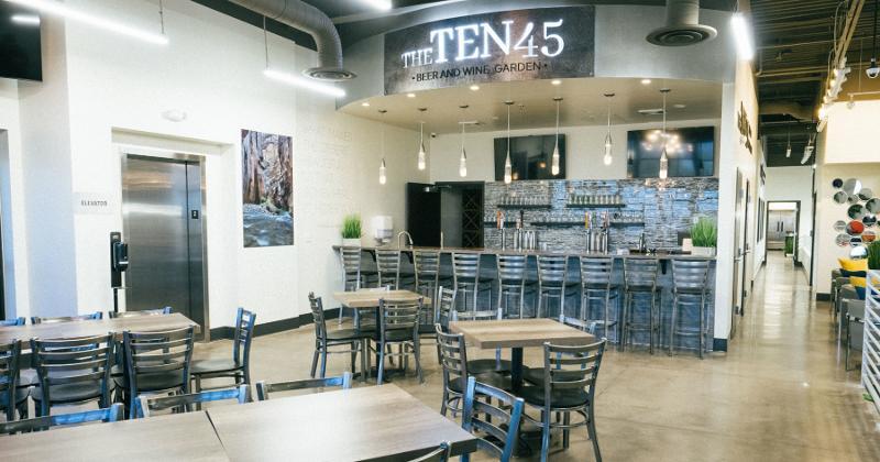 Ten45 Beer & Wine Garden Bee's Marketplace